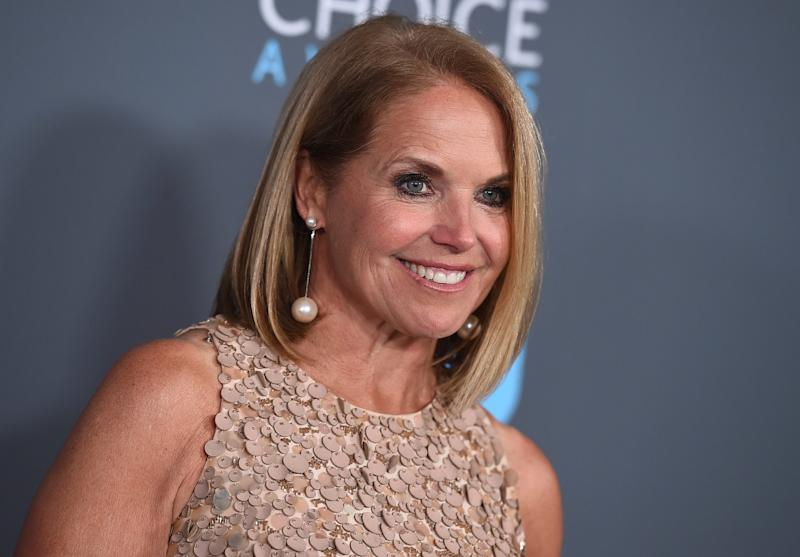 """Katie Couric hosted the """"Today"""" show with Matt Lauer for 15 years, until Couric departed the program in 2006."""