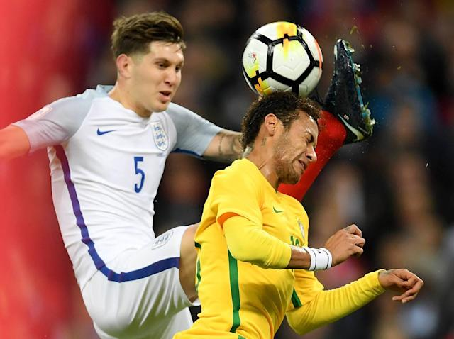 Five things we learned from England's frustrating goalless draw with 2018 World Cup favourites Brazil