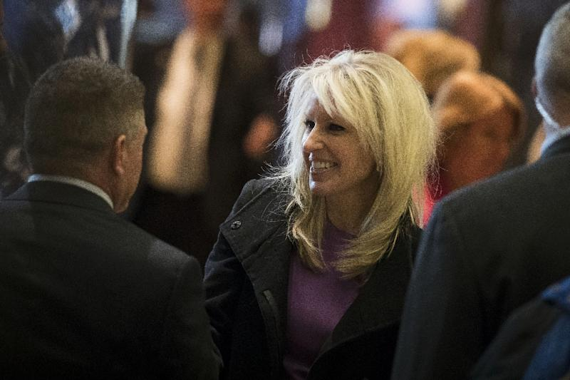 Monica Crowley, tapped by the incoming Donald Trump administration for a top communications role and seen in December 2016, copied some 50 sections of her 2012 book, CNN reported