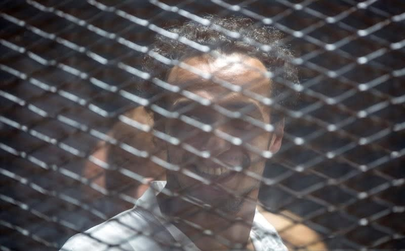 Egyptian court sentences 75 to death over Muslim Brotherhood protest