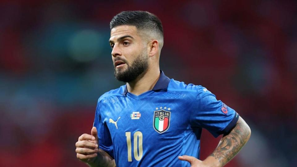Lorenzo Insigne | Catherine Ivill/Getty Images