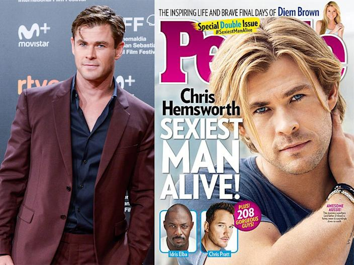 chris hemsworth people sexiest man