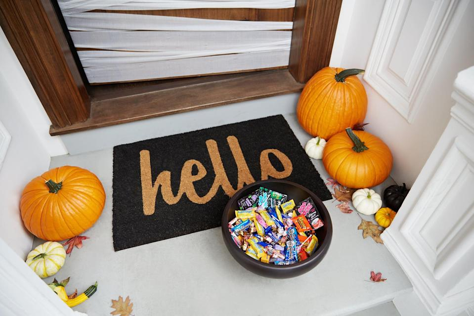 """<p>Keep in mind <a href=""""https://www.popsugar.com/family/halloween-safety-tips-for-families-amid-coronavirus-47728012"""" class=""""link rapid-noclick-resp"""" rel=""""nofollow noopener"""" target=""""_blank"""" data-ylk=""""slk:these trick-or-treating safety tips"""">these trick-or-treating safety tips</a>.</p>"""