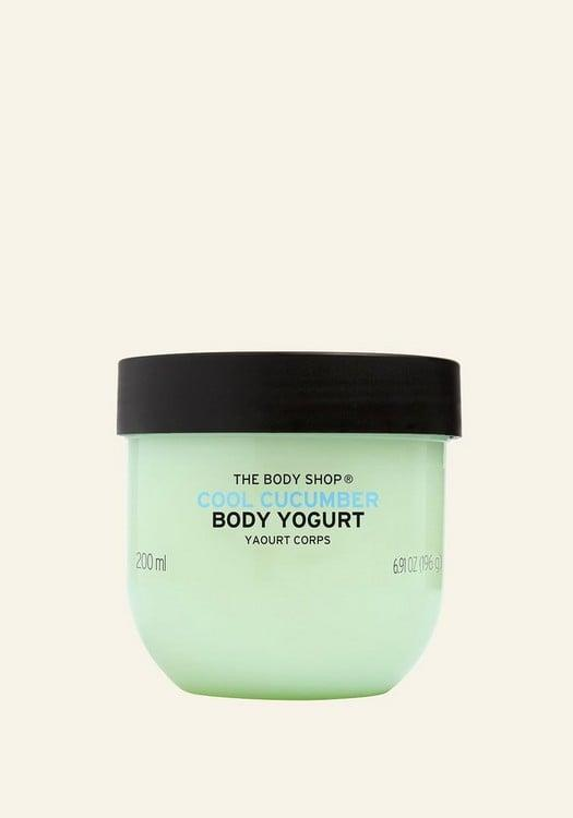 <p>You're the definition of what it means to be cool as a cucumber, so of course <span>The Body Shop Cool Cucumber Body Yogurt</span> ($15) would be a fit for you. Your presence is always subtle, though that doesn't mean you don't know how to bring a pop of energy to those around when needed.</p>