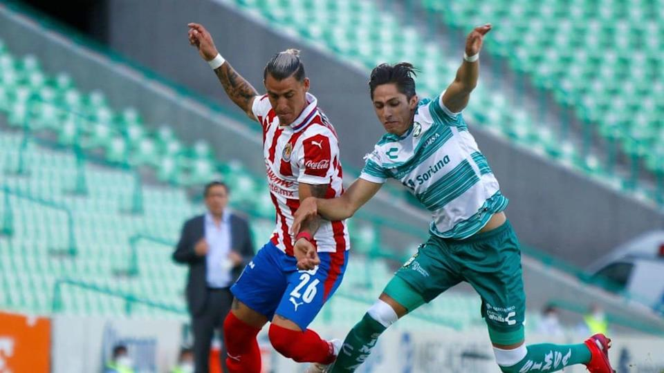 Santos Laguna v Chivas - Torneo Guard1anes 2020 Liga MX | Jam Media/Getty Images