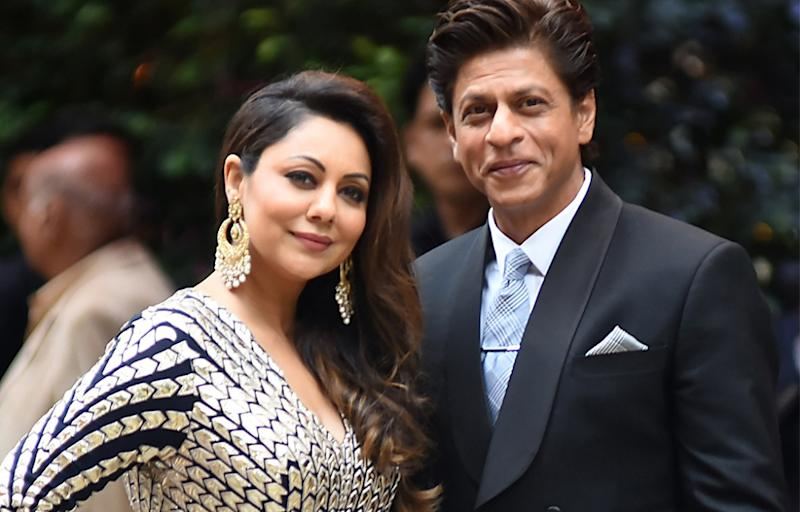 Shah Rukh Khan's Wife Gauri Khan Proves Why They're Made for Each Other With This…