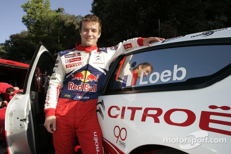 "14. Rally de Chipre 2009: 68,57 km/h<span class=""copyright"">Citroën Communication</span>"