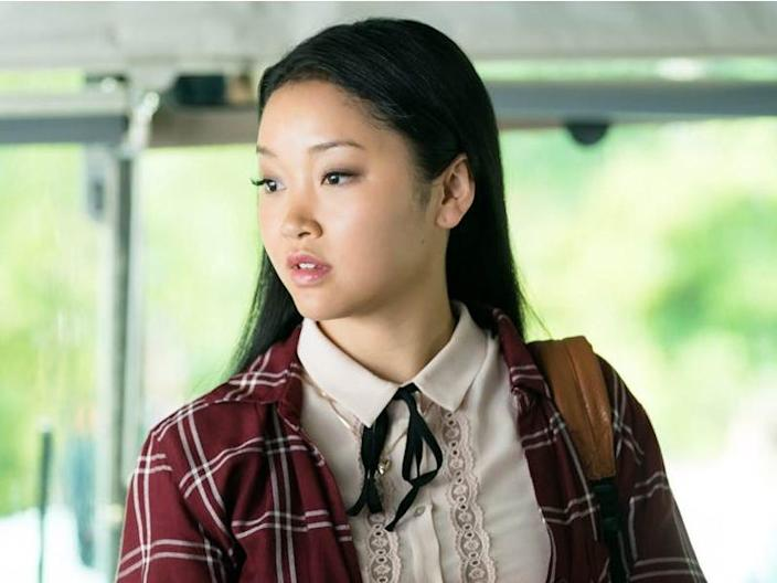 Lana Condor To All The Boys Ive Loved Before