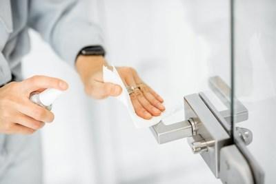 Evidence shows hand hygiene and surface disinfection reduce the spread of infection