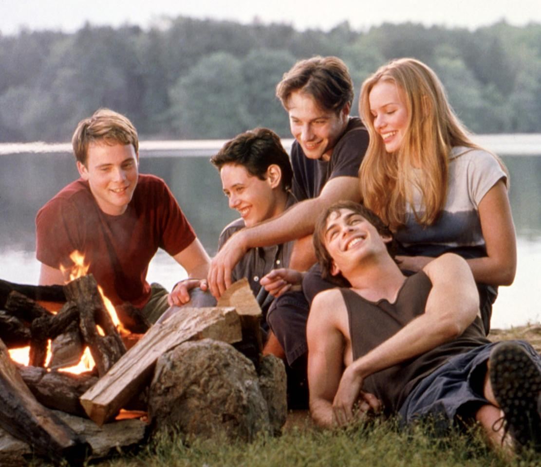 <p>Ostensibly a spinoff of <em>Dawson's Creek</em>, this soap about boarding school boys and the girls who love them (including Rodney Scott, Katherine Moennig, Mark Famiglietti, Kate Bosworth and Ian Somerhalder) was overshadowed by its invasive Coca-Cola sponsorship and subsequent product placement. (Premiered July 12, 2000)<br /><br />(Photo: Everett Collection) </p>