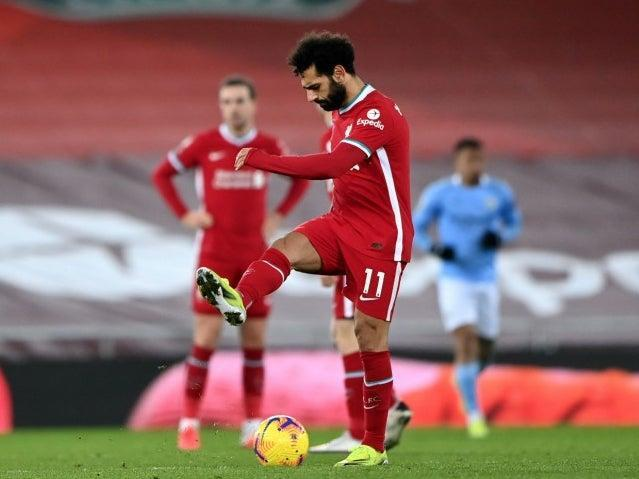 <p>Liverpool are in a bad run of form</p> (PA)