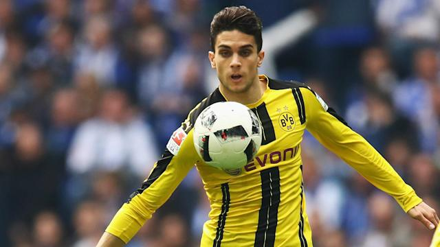 Borussia Dortmund have confirmed defender Marc Bartra has undergone wrist surgery after he was injured in an explosion on Tuesday.