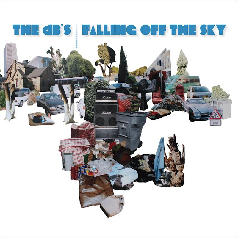 """This CD cover image released by Bar/None shows the latest release by The dB's, """"Falling Off the Sky."""" (AP Photo/Bar/None)"""
