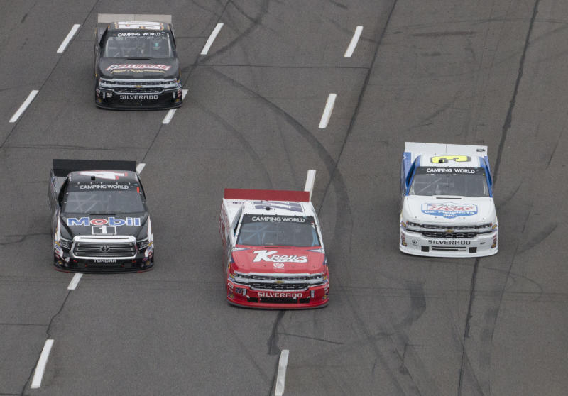 Weather Postpones All On-Track Activity at Martinsville Speedway Until Monday