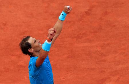 Rafael Nadal beats Dominic Thiem to win record 11th Roland Garros title