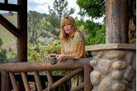 <p>Kelly's character, Beth Dutton, is a fierce businesswoman who returned home to help her father manage the affairs on his ranch. Although she has some problems of her own, she'll stop at nothing to protect her family. </p><p>Previously, Kelly appeared in various films and television shows like <em>True Detective </em>and <em>Flight</em>. </p>