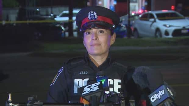"""Peel police Const. Danny Marttini says investigators don't yet know how many suspects they are looking for and have """"very limited information"""" about the incident that left one person dead and four others injured."""