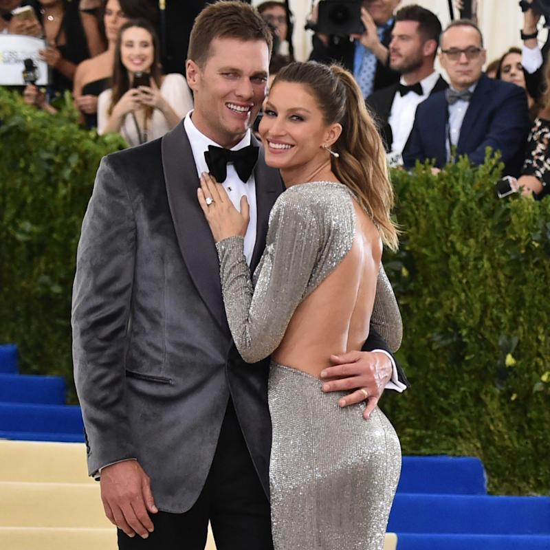 Sorry, Gisele bundchen tom brady are