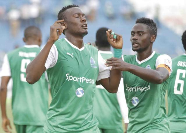 The reigning Kenyan Premier League champions sailed to the last 16 after seeing off South African side SuperSport United