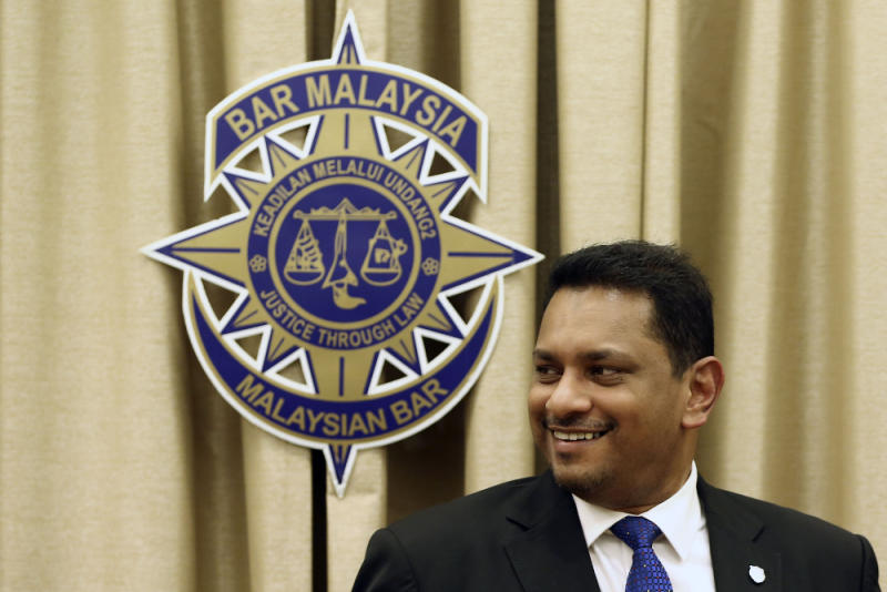 Datuk Abdul Fareed Abdul Gafoor said Tan is suited for the new task. — Picture by Yusof Mat Isa
