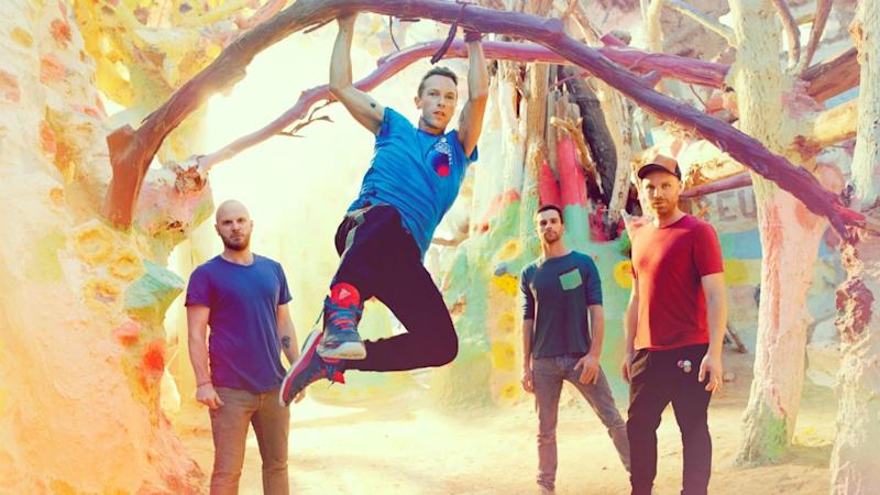 Coldplay Surprises Fans With 2 New Songs, Dropping a Double Album