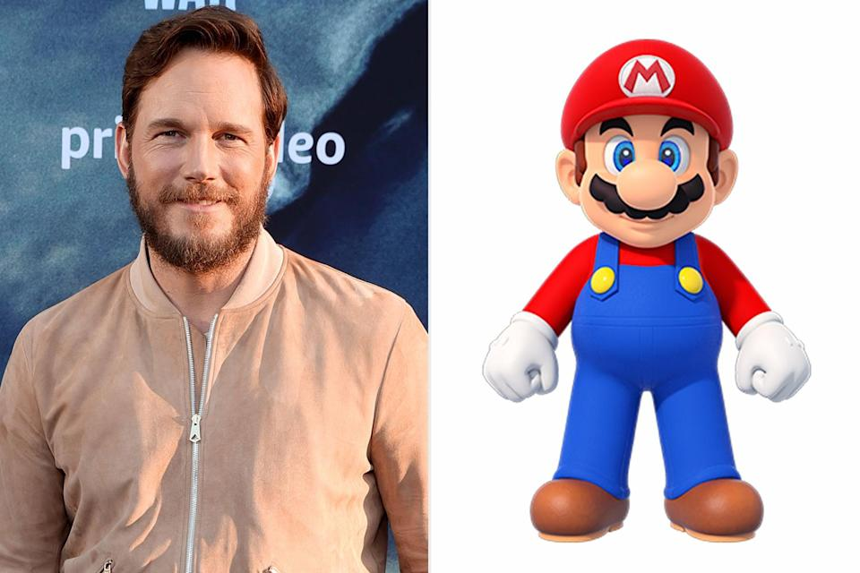 """<p>The upcoming <a href=""""https://ew.com/movies/super-mario-bros-movie-chris-pratt-anya-taylor-joy/"""" rel=""""nofollow noopener"""" target=""""_blank"""" data-ylk=""""slk:animated Super Mario Bros. movie"""" class=""""link rapid-noclick-resp"""">animated <em>Super Mario Bros.</em> movie</a> features an all-star voice cast, including <a href=""""https://ew.com/tag/chris-pratt/"""" rel=""""nofollow noopener"""" target=""""_blank"""" data-ylk=""""slk:Chris Pratt"""" class=""""link rapid-noclick-resp"""">Chris Pratt</a> as Mario. Scroll through to see who else is bringing the iconic Nintendo characters to life when the film hits theaters on Dec. 21, 2022.</p>"""