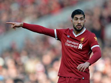 "File image of Emre Can REUTERS/Peter Powell EDITORIAL USE ONLY. No use with unauthorized audio, video, data, fixture lists, club/league logos or ""live"" services. Online in-match use limited to 75 images, no video emulation. No use in betting, games or single club/league/player publications. Please contact your account representative for further details. - RC13D5A6A9A0"