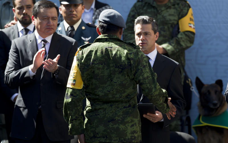 Mexico unveils details of new security strategy