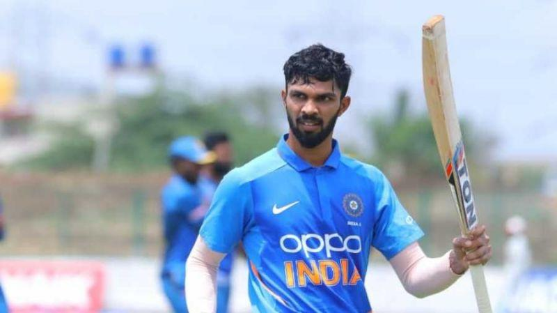 Ruturaj has been named in India Blue's squad for the Duleep Trophy