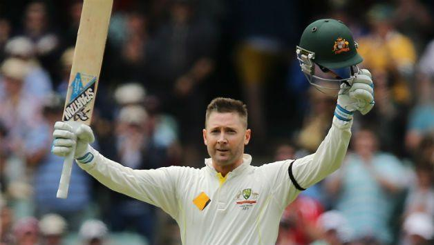 Michael Clarke made 329 not out at Sydney
