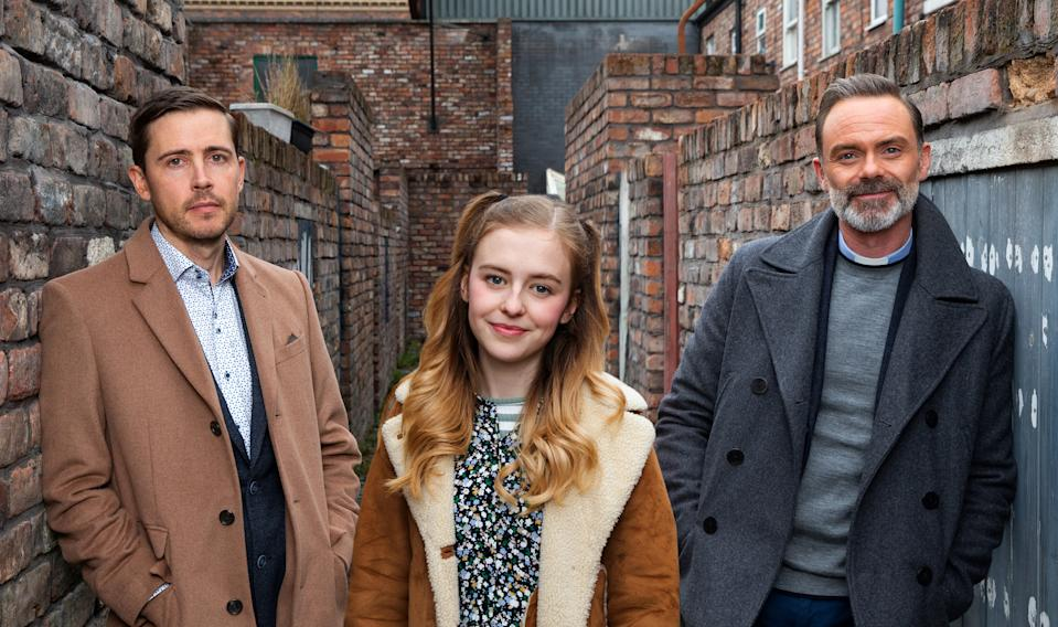Summer Spellman will now be played by Harriet Bibby. (ITV/Joseph Scanlon)