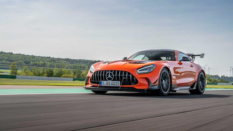 Mercedes-AMG GT Black Series (2020), the road test