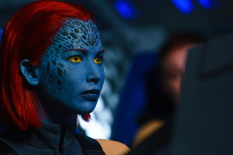 Jennifer Lawrence plays Raven for the last time in Dark Phoenix.