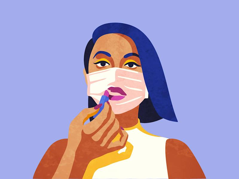 Since 15 June, face coverings have been mandatory in England when on public transport, travelling in an Uber or visiting a hospital: The Independent/iStock