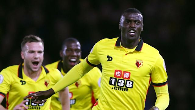 M'Baye Niang and Troy Deeney combined for Watford's goals in the 2-0 victory over West Brom that lifted them to ninth in the Premier League.