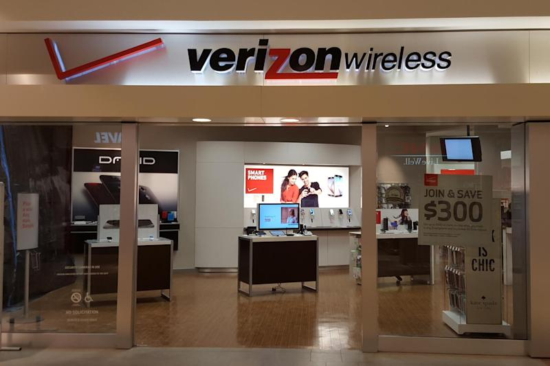 As AT&T makes major acquisitions, Verizon may be mulling one of its own