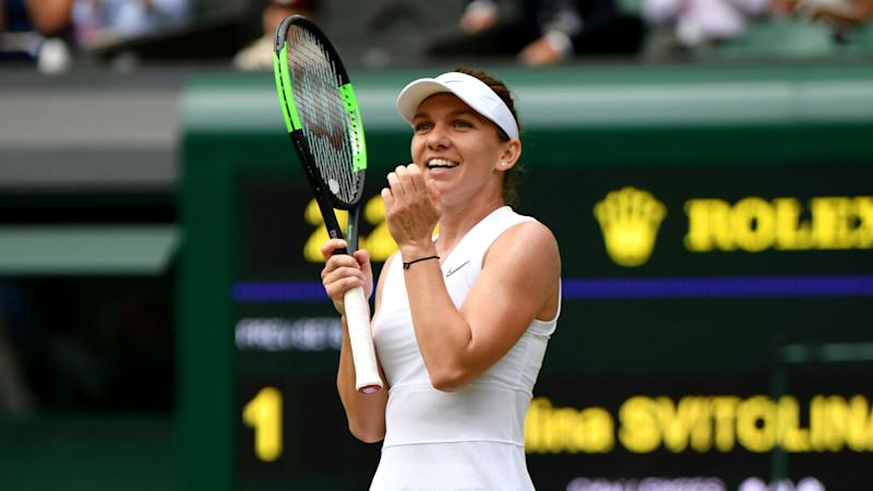 Confident Halep feels better-equipped for SW19 showdown with Serena