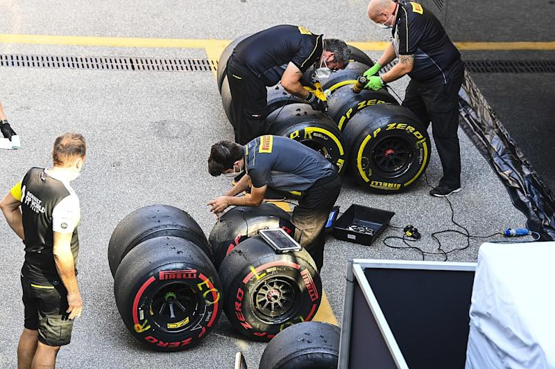 Pirelli finalises plans for '21 tyre test at Algarve