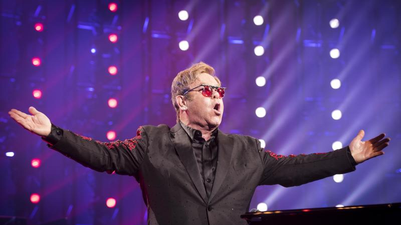 Sir Elton John biopic remains 'warts and all' after rumours of cutting gay scene