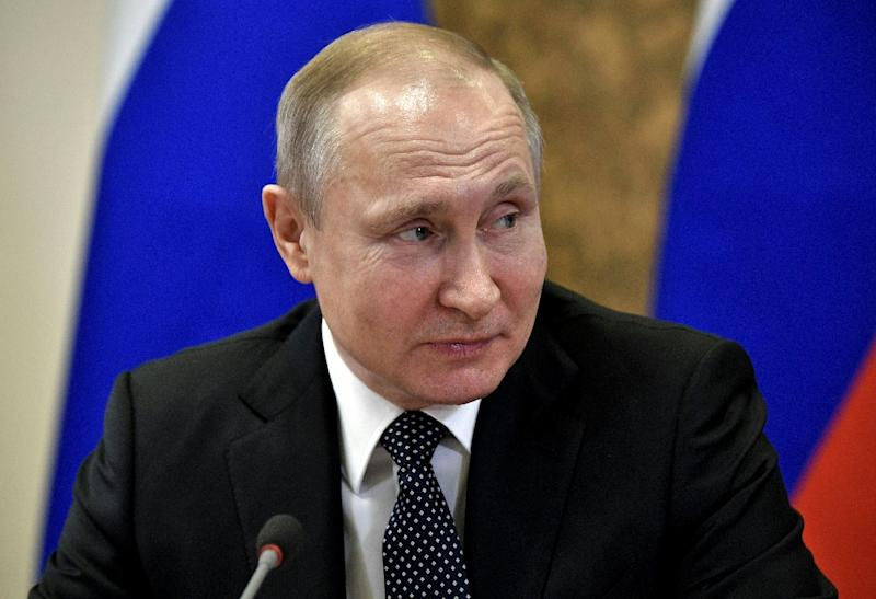Putin: strikes against Syria may result in chaos in worldwide relations