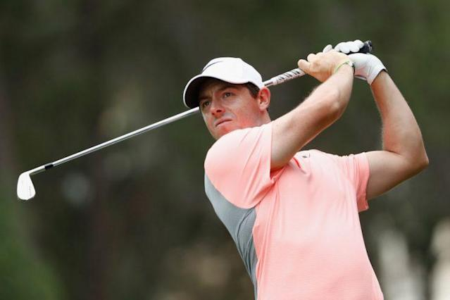 Rory McIlroy is taking a conservative approach with his recovery. (Getty Images)