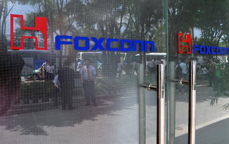 After coming under heavy criticism, Apple in 2012 asked labour watchdog Fair Labor Association to assess the conditions for workers at factories of its major Chinese supplier Foxconn (AFP Photo/Voishmel)
