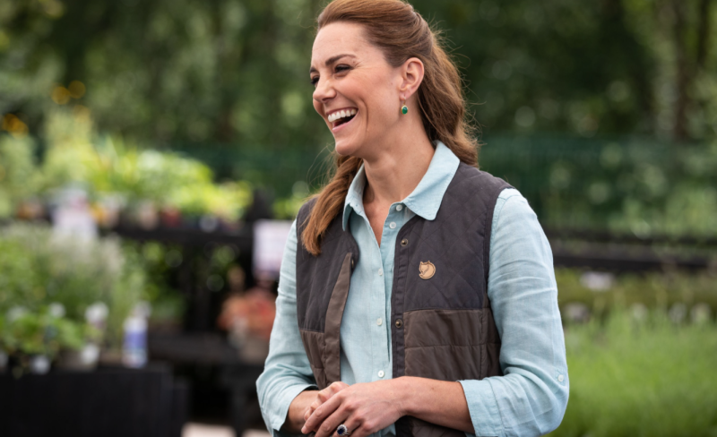 Kate Middleton returned to in-person royal duties. (Image via Getty Images)