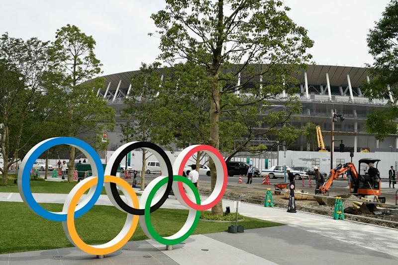 Preparations for the 2020 Summer Games in Tokyo | Matt Roberts/Getty Images