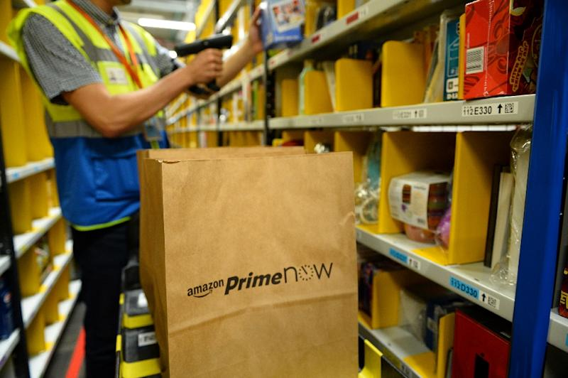 Amazon primed for health