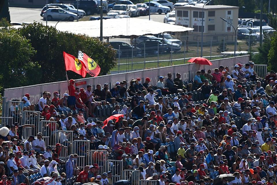 Portuguese GP attendance cut back due to COVID-19 rules