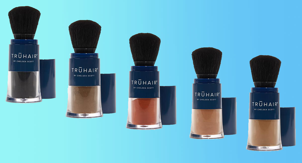 TRUHAIR is available in a range of shades. (Photo: HSN)