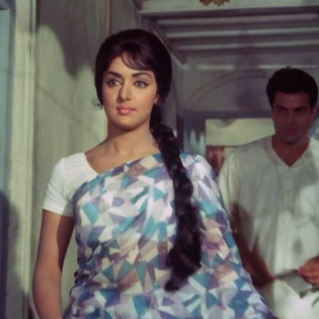 "<p>Though she had worked in supporting roles previously, it was Raj Kapoor's <em>Sapno Ka Saudagar, </em>that brought her to limelight. Soon after being introduced as a leading actress, she rose to the status of the ultimate ""Bollywood dream girl."" By early 70s she had secured her ground in B'town and was ruling the box-office with movies like <em>Johny Mera Naam, Andaaz, and Lal Patthar.</em> </p>"