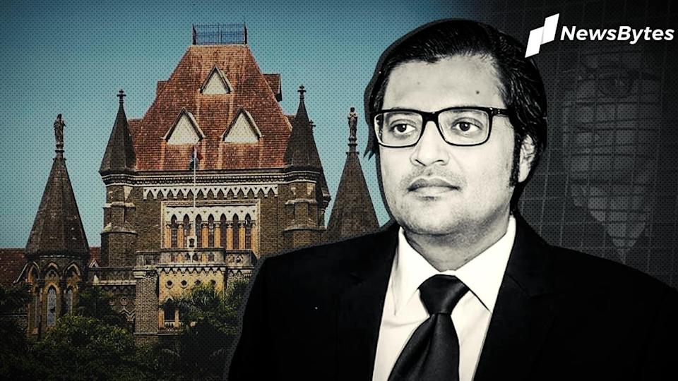 Approach lower court: Bombay HC denies bail to Arnab Goswami