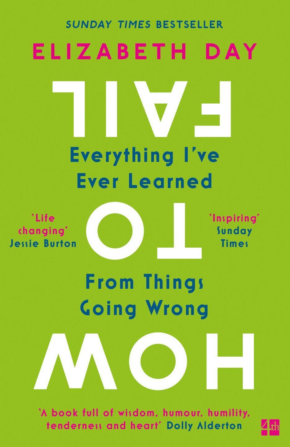 """<p>Bazaar contributing editor Elizabeth Day takes the message of her cult podcast to this stirring book. Part memoir, part inspirational guide, it's all about learning how to embrace failure in order to know how to succeed better.</p><p><strong>Read Bazaar's interview with Elizabeth Day in the <a href=""""https://magsdirect.co.uk/magazine/harpers-bazaar-uk-dec-20/"""" rel=""""nofollow noopener"""" target=""""_blank"""" data-ylk=""""slk:December 2020"""" class=""""link rapid-noclick-resp"""">December 2020 </a>issue. </strong></p><p><a class=""""link rapid-noclick-resp"""" href=""""https://www.amazon.co.uk/How-Fail-Everything-Learned-Things/dp/0008327351/ref=asc_df_0008327351/?tag=hearstuk-yahoo-21&linkCode=df0&hvadid=406170683277&hvadid=406170683277&hvnetw=g&hvnetw=g&hvrand=2031856988973434488&hvrand=2031856988973434488&hvdev=c&hvdev=c&hvlocphy=9045954&hvlocphy=9045954&hvtargid=pla-855778220525&hvtargid=pla-855778220525&psc=1&psc=1&th=1&adgrpid=88284845402&ascsubtag=%5Bartid%7C1927.g.35995848%5Bsrc%7Cyahoo-uk"""" rel=""""nofollow noopener"""" target=""""_blank"""" data-ylk=""""slk:SHOP NOW"""">SHOP NOW</a></p>"""